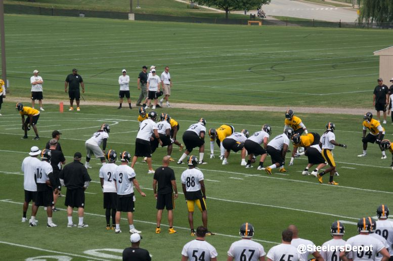Steelers Training Camp Day 1-139