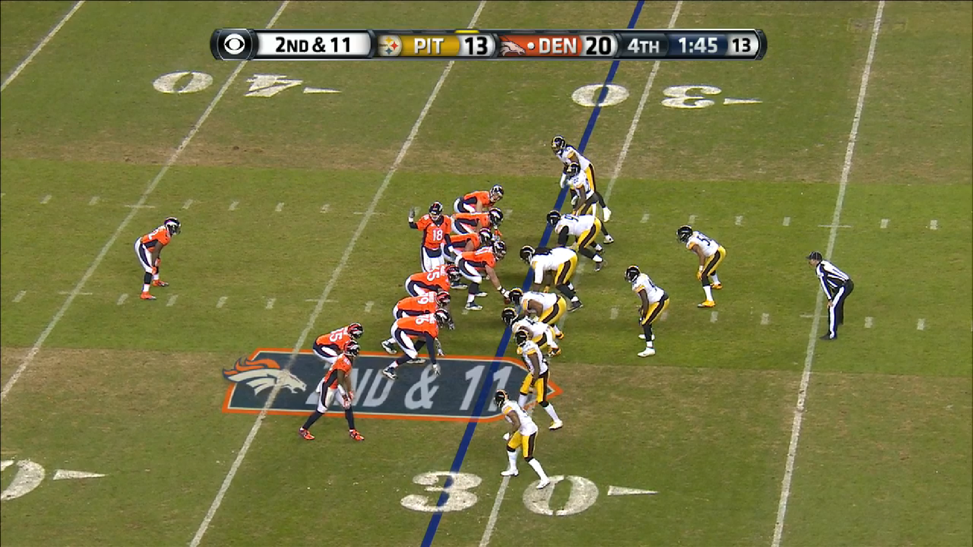 Denver Game Shows How 3-4 Became A Sub-Package For ...